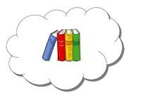 libros en la nube