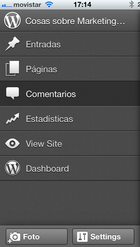 panel-wordpress-app