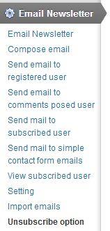 email-newsletter-plugin