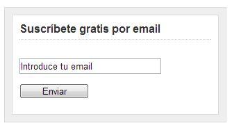suscripcion-email-josegalan