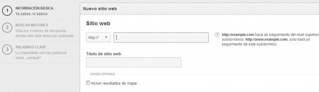 sitios web positionly