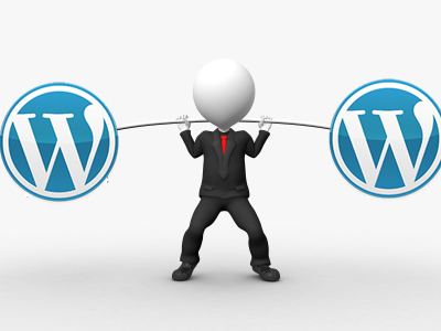 carga de wordpress