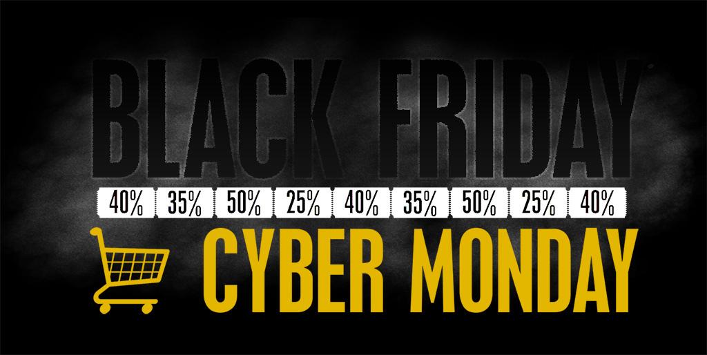 black friday cyber monday