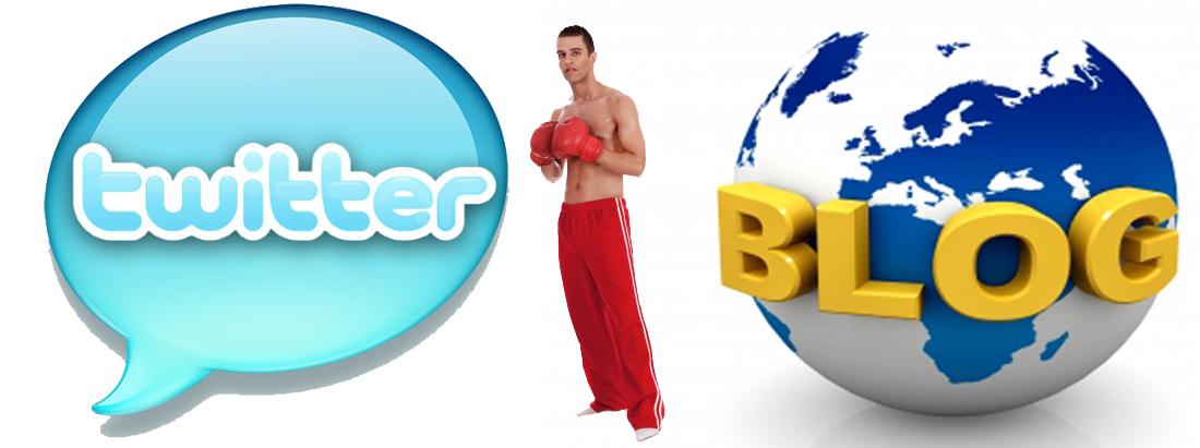 twitter versus blog