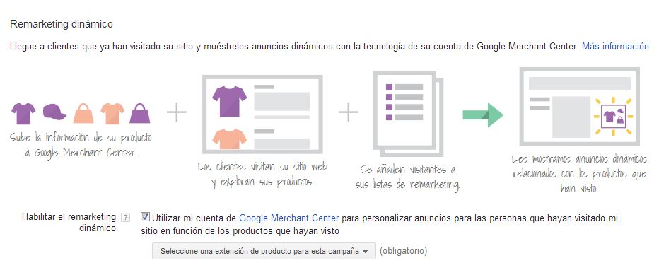 remarketing dinamico Remarketing en Adwords. La guía definitiva