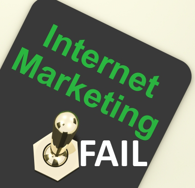 marketing digital fail
