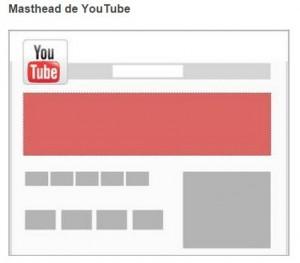 masthead de youtube 300x263 Publicidad en YouTube