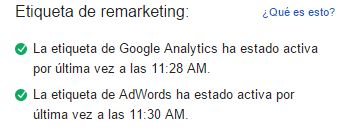 remarketing ok Remarketing en Adwords. La guía definitiva