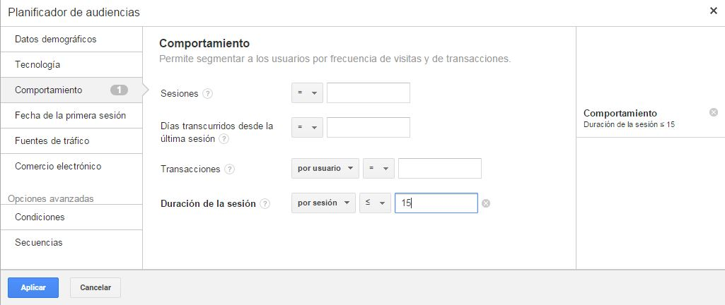 remarketing 15segundos Remarketing en Adwords. La guía definitiva