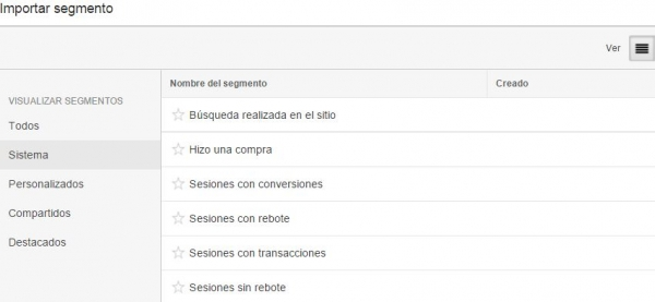 segmentos remarketing analytics e1449994486452 Remarketing en Adwords. La guía definitiva