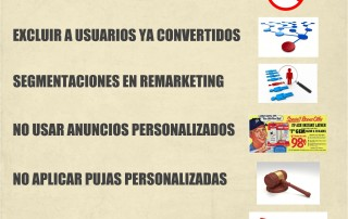 errores remarketing adwords