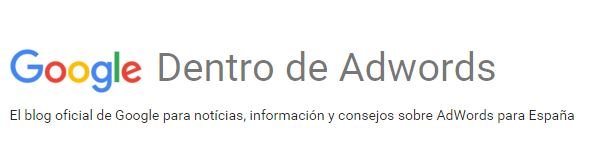 dentro de adwords