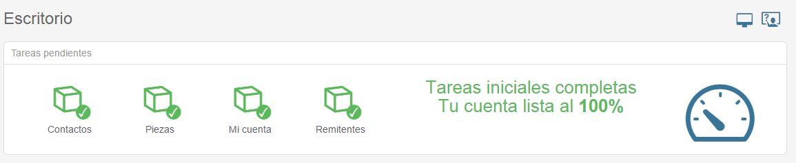 escritorio teenvio Te envio.com plataforma de email marketing en español fácil de usar