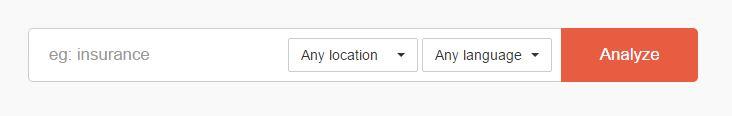 keyword finder barra