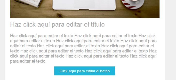 plantillas acumbamail Acumbamail plataforma de email marketing gratuita hasta 2.000 envíos