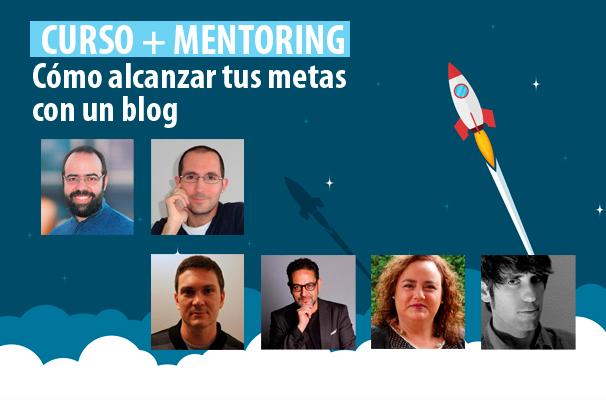 curso blogging + mentoring