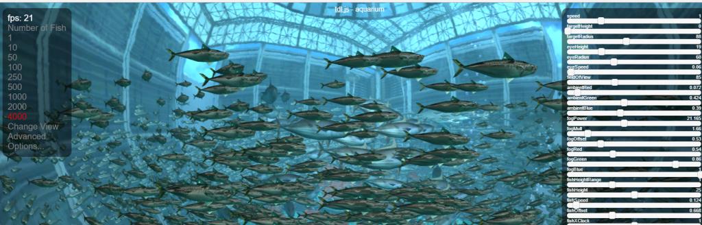 google acuario
