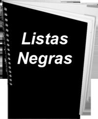 listas negras