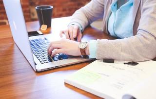 escribir para internet