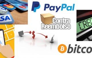 metodos pago ecommerce