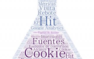 diccionario analitica web