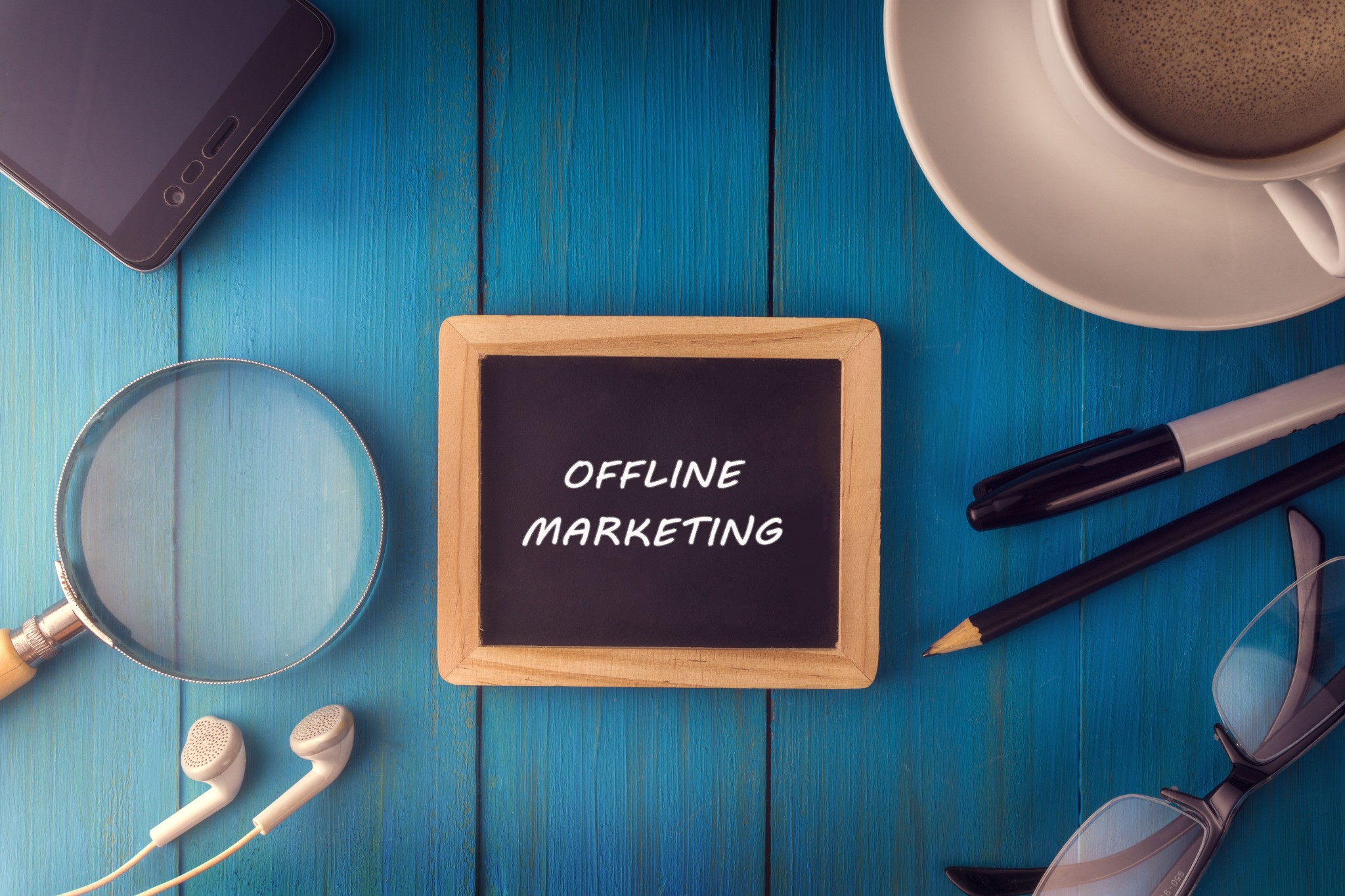 herramientas marketing offline