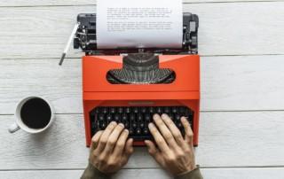 contenido blog escritura