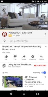 local youtube google