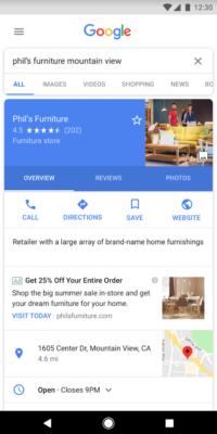 locales google ads