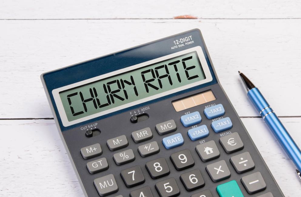 churn rate